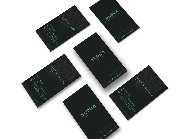 Aloha branding - Synapse   Smart technologies