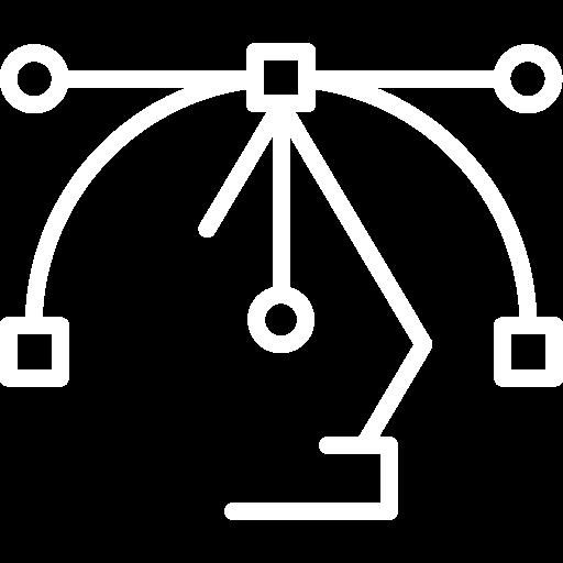Synapse | Smart technologies - icono diseño gráfico