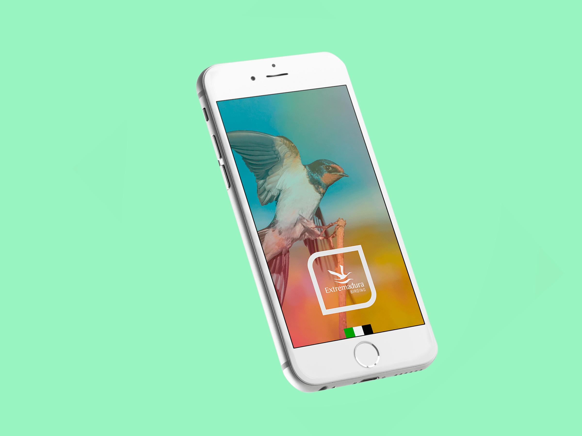 Extremadura Birding App (Junta de Extremadura)