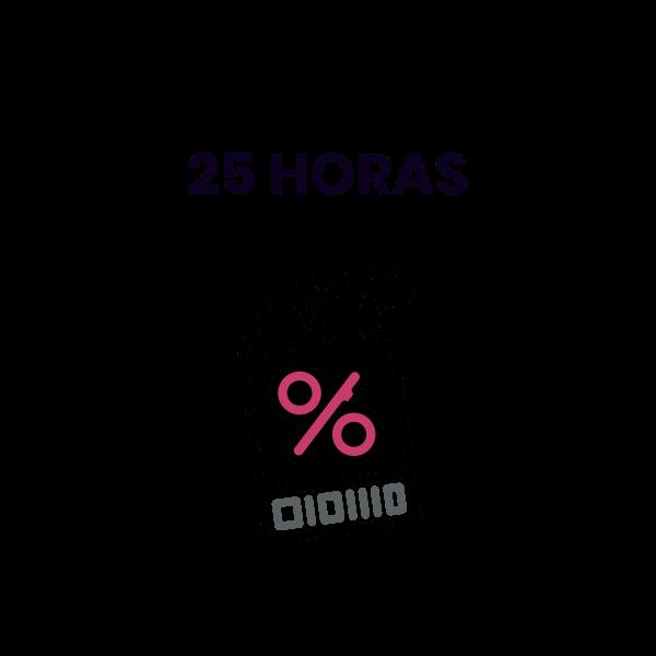 Tienda Online - Bonos 25 horas - Synapse | Smart technologies