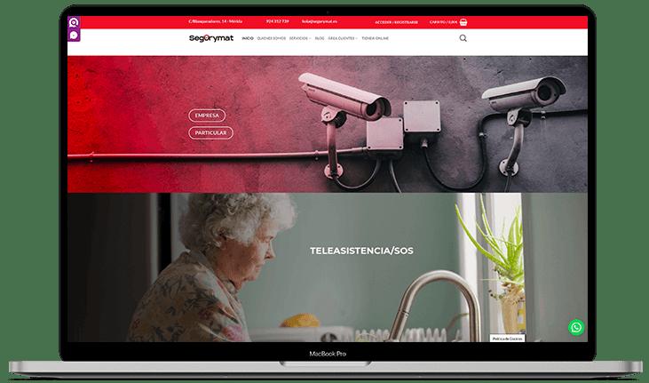 Web Segurymat - Synapse   Smart technologies
